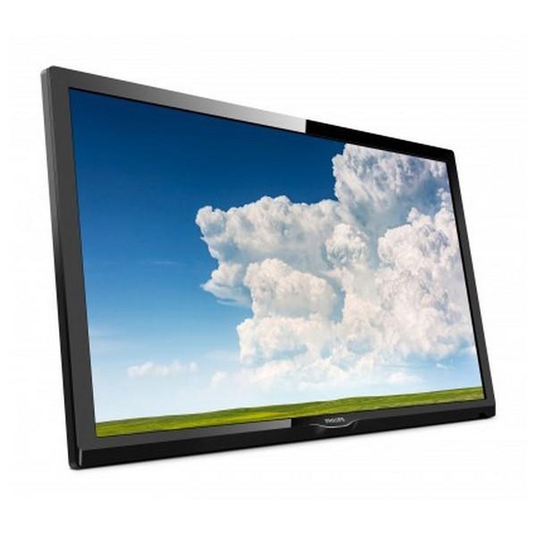 """Fernseher Philips 24PHS4304 24"""" HD USB Schwarz"""