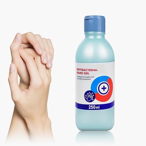 Händedesinfektionsgel 250 ml