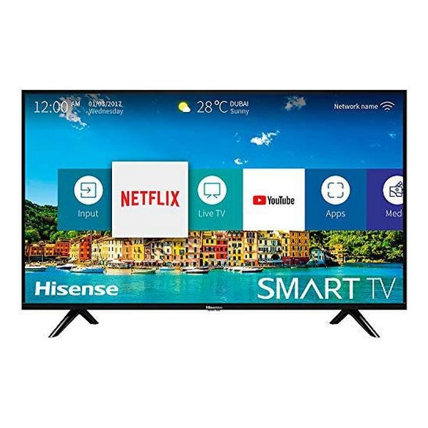 "Smart TV Hisense 32B5600 32"" HD LED WiFi"