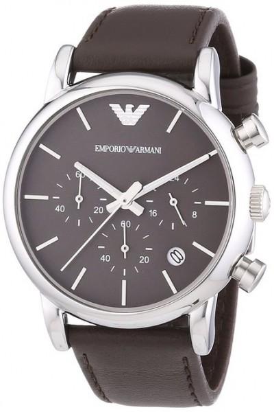 Emporio Armani Herren-Armbanduhr XL Chronograph AR1734