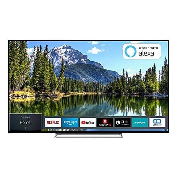Smart TV Toshiba 55VL5A63DG 55 Zoll 4K Ultra HD LED WiFi