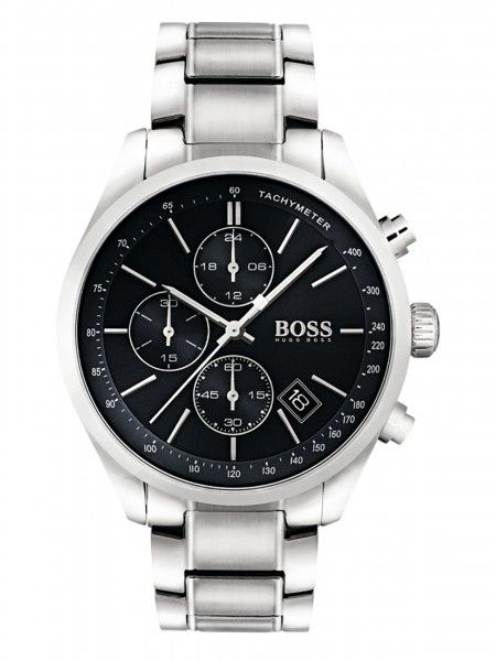 Hugo Boss Herrenuhr Grand Prix Casual Sport 1513477