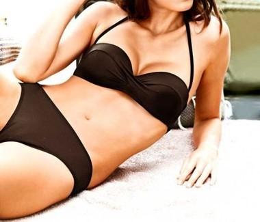 Bikini, braun von Heine