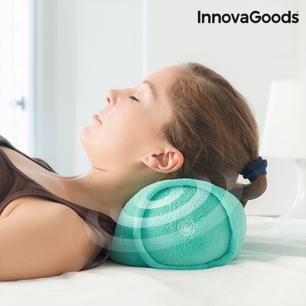 InnovaGoods Massage-Nackenrolle