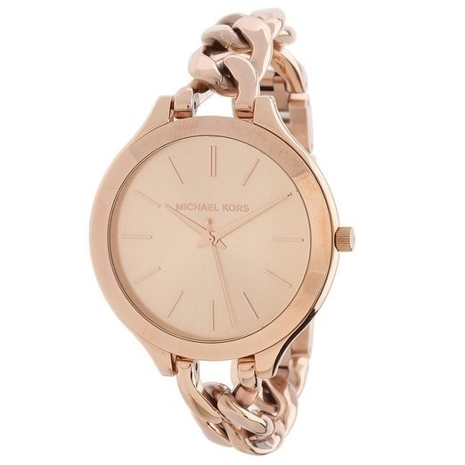 Michael Kors Damen Armbanduhr MK3223 Farbe Rosegold
