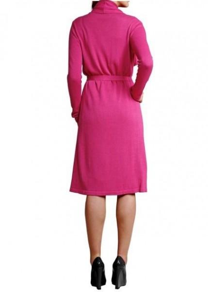 Strickmantel, pink von APART