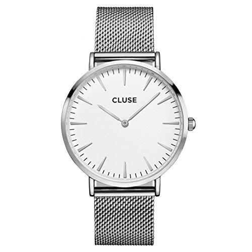 Cluse Damenuhr La Bohème CL18105 Farbe Silber