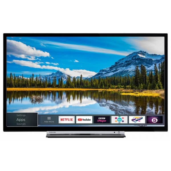"Smart TV Toshiba 43L3863DG 43"" Full HD WIFI"