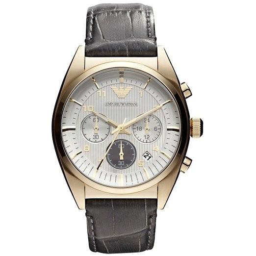 Emporio Armani Herren-Armbanduhr XL Chronograph AR0372