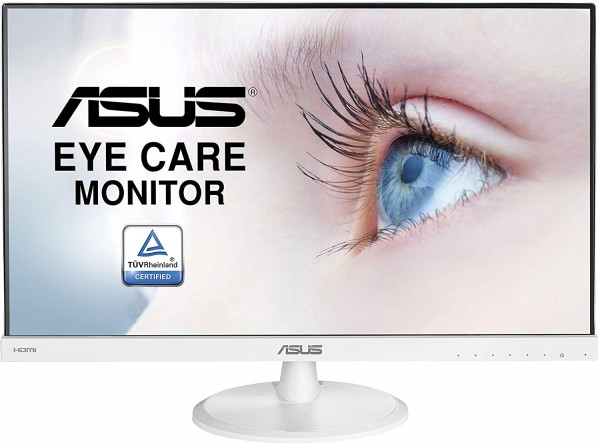 Asus Gaming Monitor Weiss VC239HE-W 23 Zoll Full HD