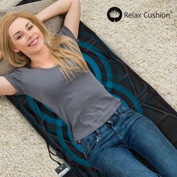 Relax cushion ganzkörper massagematte