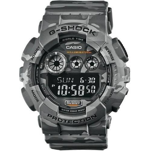 Casio G-Shock GD-120CM-8DR Herrenuhr Chronograph