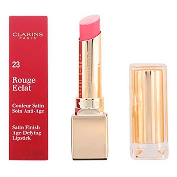 Clarins - ROUGE ECLAT 23-hot rose 3 gr