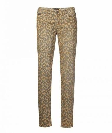 Leo-Jeans, camel-grau von APART
