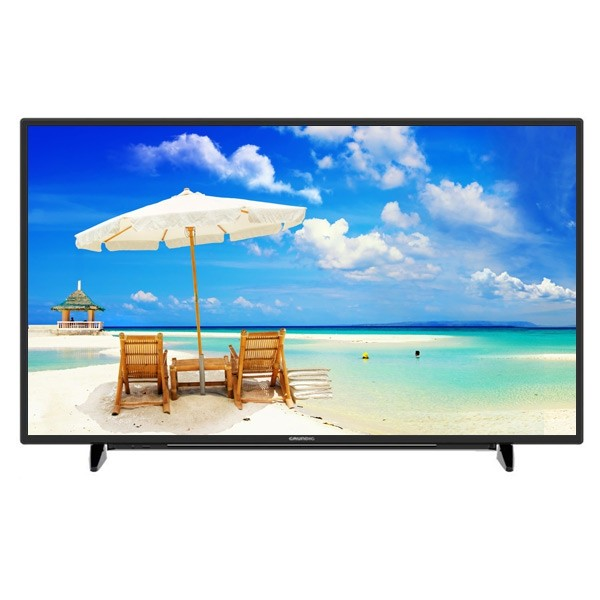 "Smart TV Grundig VLX7810BP 55"" 4K Ultra HD LED WIFI Schwarz"