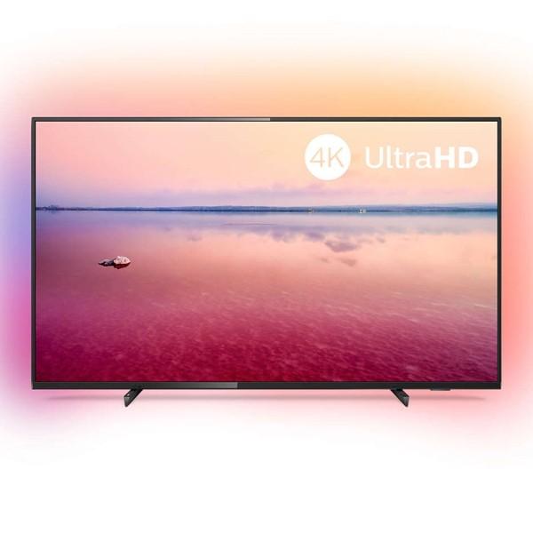 """Smart TV Philips 50PUS6704 50"""" 4K Ultra HD LED WiFi Schwarz"""