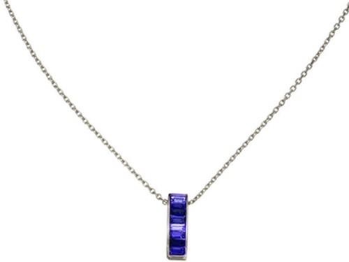Guess Damen Halskette UBN51402 Blau