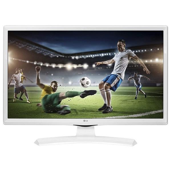"""Fernseher LG 24TK410VWZ 24"""" HD LED Weiss"""