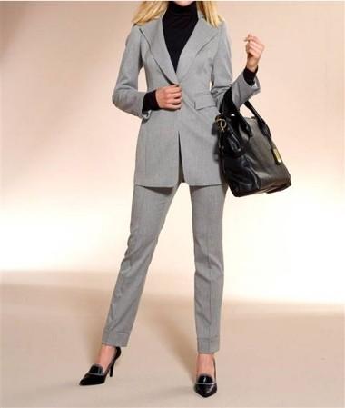 Schicke anzug, grau von APART