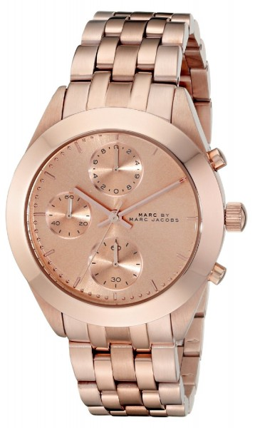 Marc Jacobs MBM3394 Damen-Armbanduhr Chronograph