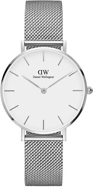 Daniel Wellington Petite Sterling Farbe Silber
