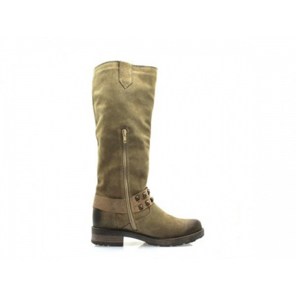 P.Franklin - Stiefel - 1304-010 Taupe