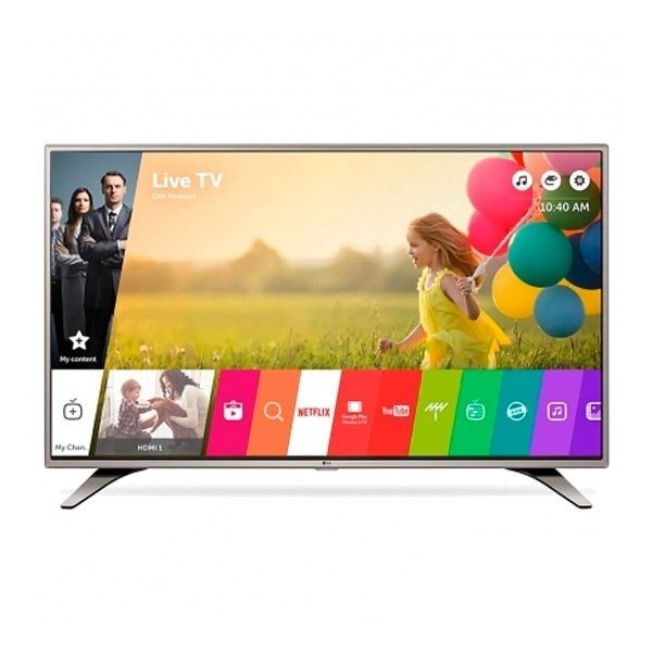 "Smart TV LG 43LH615V 43"" Full HD LED Wifi/WebOS Schwarz"