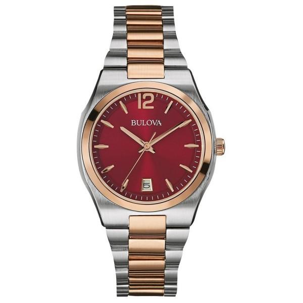 Bulova Damen Armbanduhr 98M119