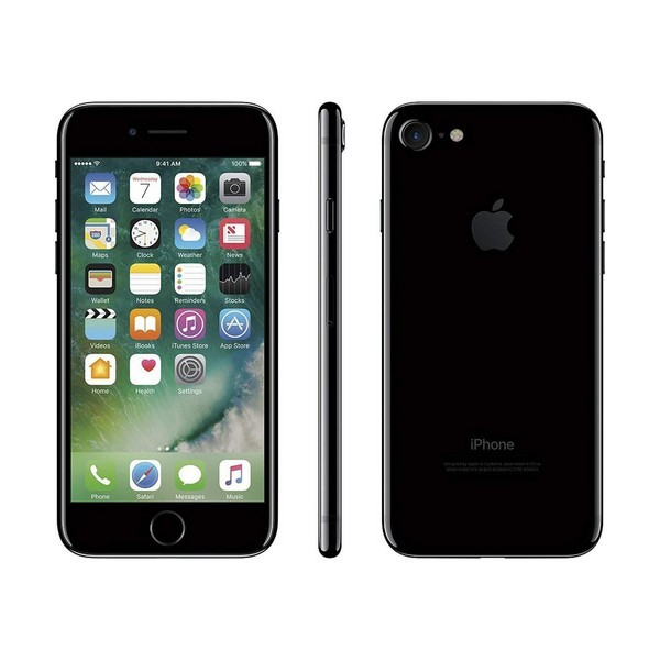 Apple iPhone 7 LCD HD 128 GB - Schwarz
