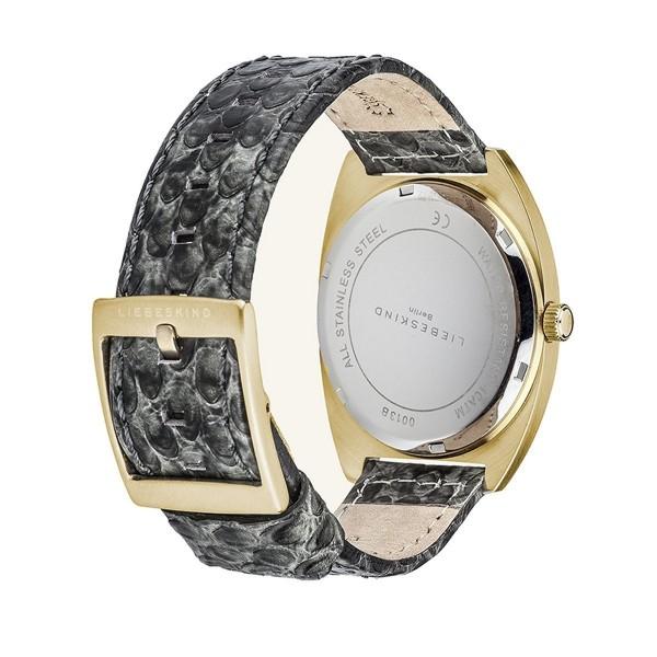 Liebeskind Berlin Unisex-Armbanduhr Snake LT-0013