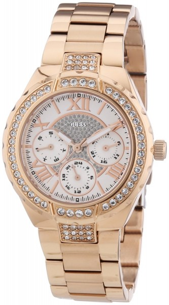 Guess Damen-Armbanduhr W0111L3