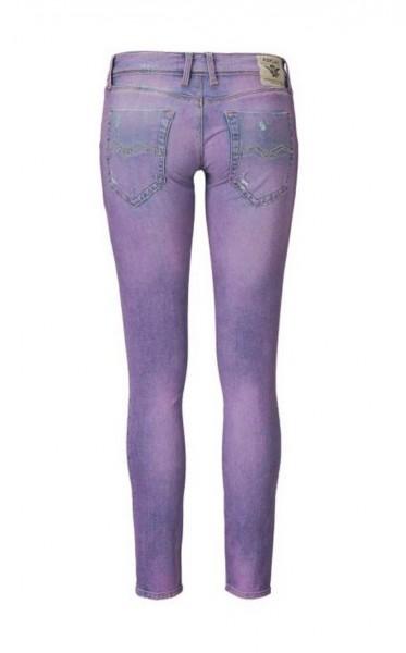 Jeans, lila von REPLAY