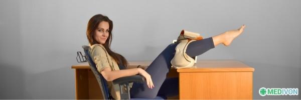Medivon CF-6302 Shiatsu-Massagegerät mit Heizfunktion