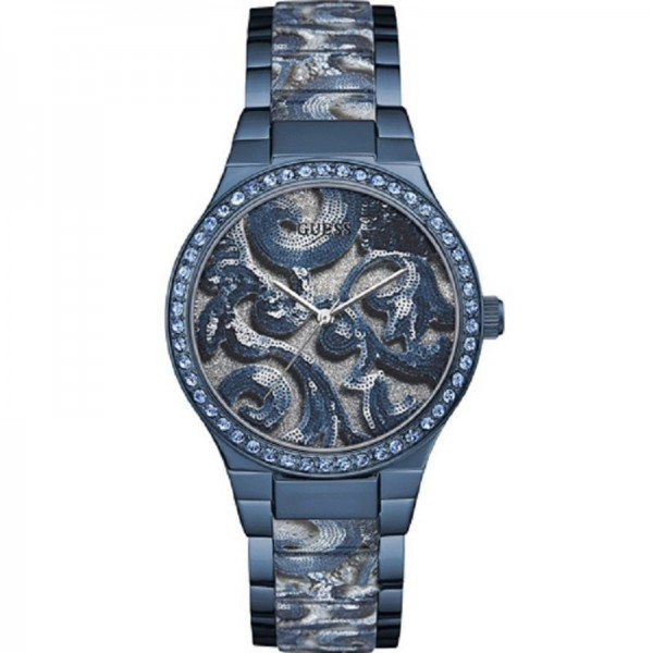 Guess Baroque W0843L2 Damenuhr