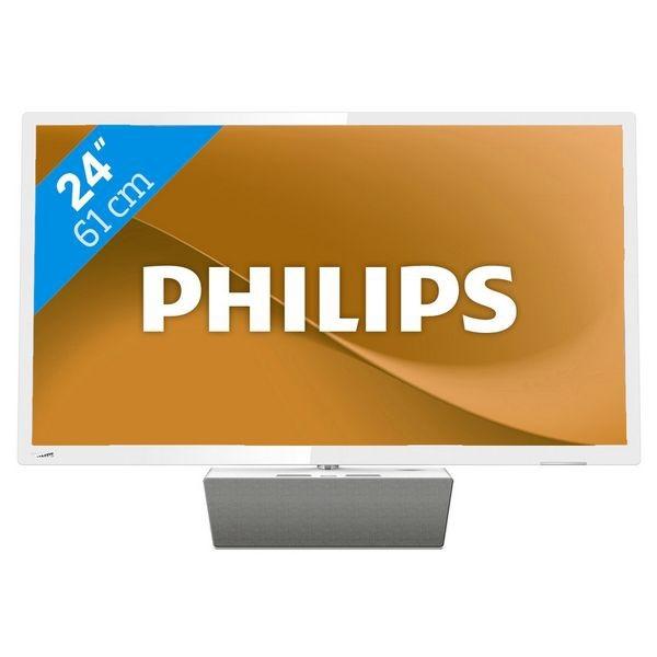 "Smart TV Philips 24PFS5863 24"" Full HD LED WIFI Weiß"