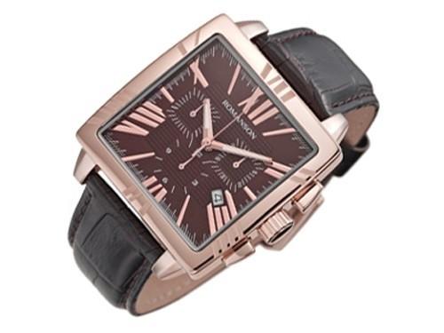 Romanson Sports TL1263HM1RAB6R Herren Chronograph