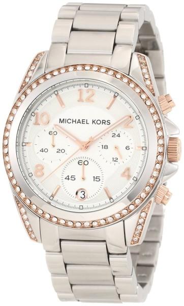 Michael Kors MK5459 Damenuhr Chrono