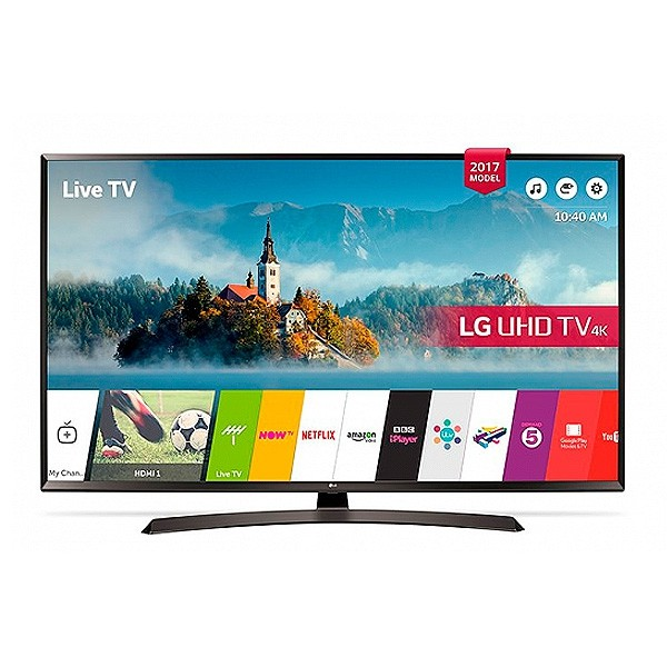 "Smart TV LG 43UJ634V 43"" Ultra HD 4K LED HDR Wifi"