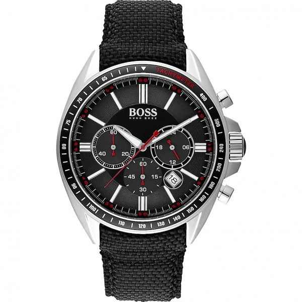 Hugo Boss Herrenuhr Chronograph 1513087
