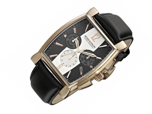 Romanson Sports TL1249HM1RA36R Herren Chronograph