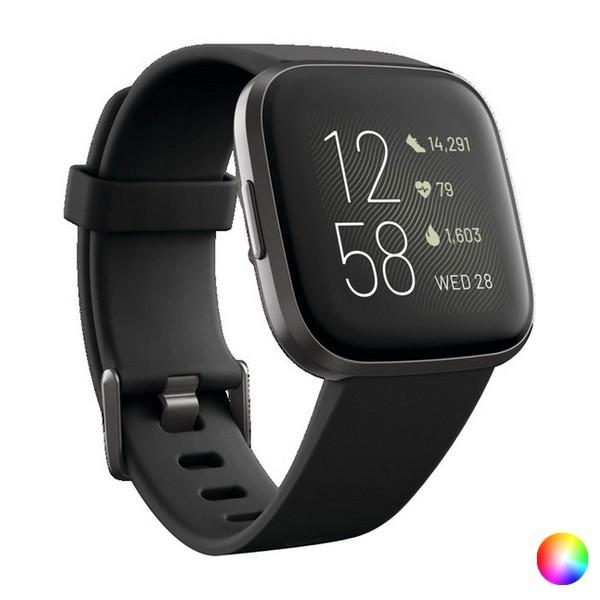 "Fitbit Smartwatch Versa 2 1,4"" AMOLED WiFi 165 mAh"