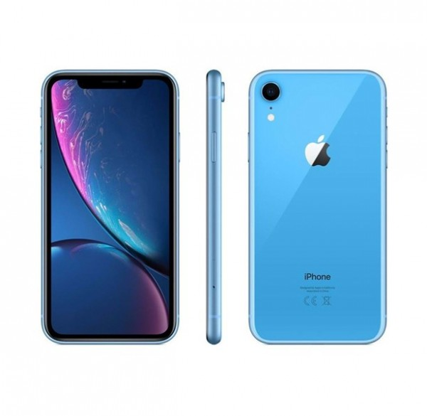 Apple iPhone XR 4G 64GB blue EU