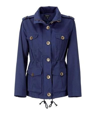 Cargo Jacke, blau von APART