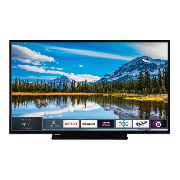 "Smart TV Toshiba 49L2863DG 49"" LED Full HD WIFI Schwarz"